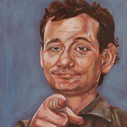 Bill Murray Wants You